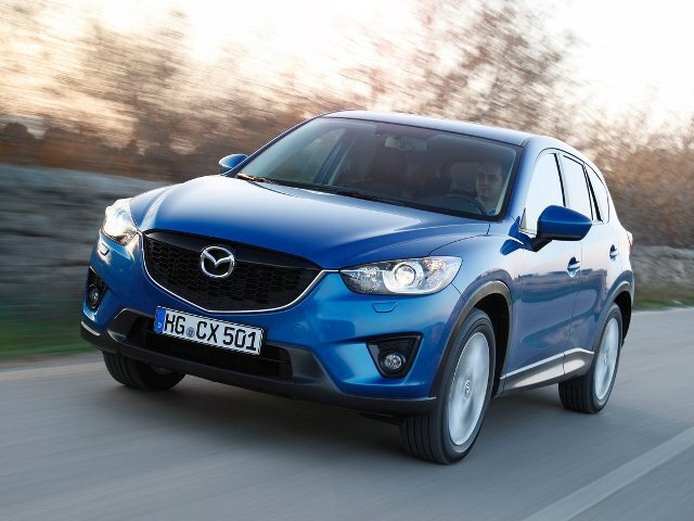 Koeajo Mazda CX-5 2.2 Skyactiv-D 110 kW Touring 6AT AWD