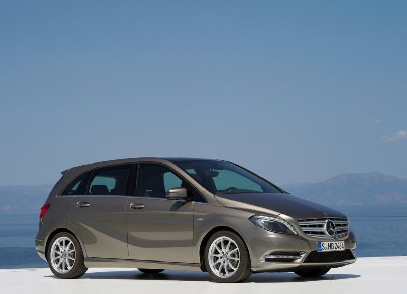 Koeajo Mercedes-Benz B 200 CDI Premium Business