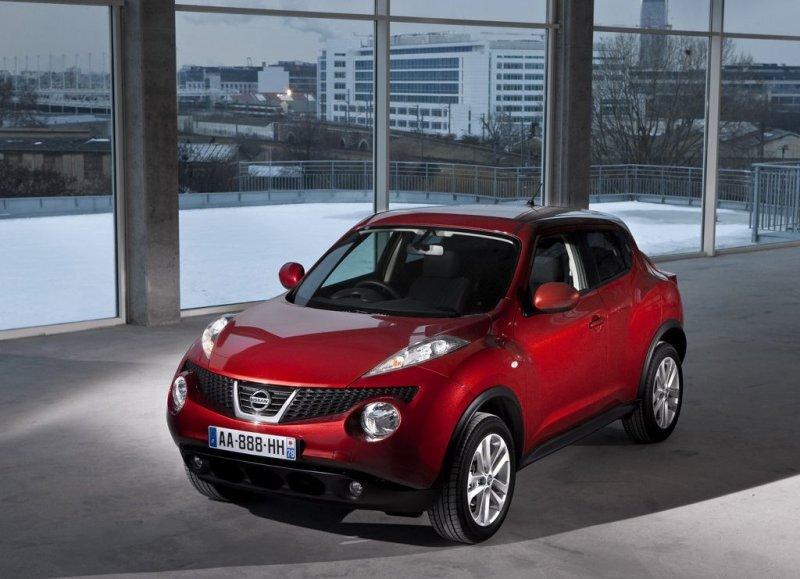 Autoesittely Nissan Juke 2010-2011