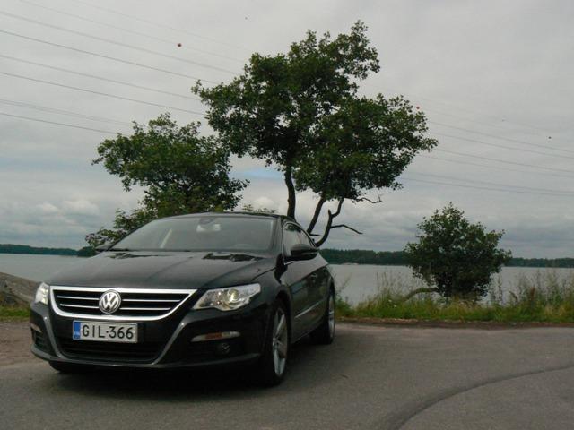 Autoesittely: Volkswagen Passat CC (2010)