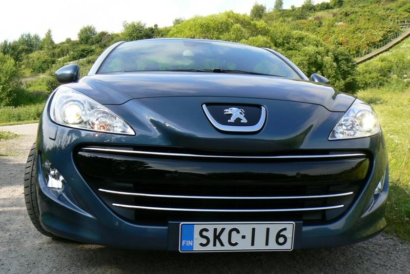 Koeajo Peugeot RCZ THP 156 2012