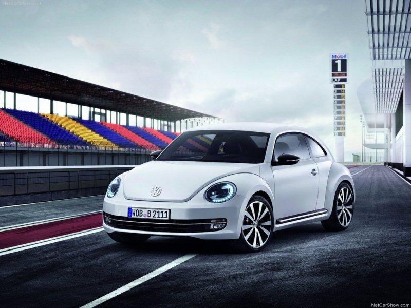 Koeajo Volkswagen Beetle 1.2 TSI (2012)