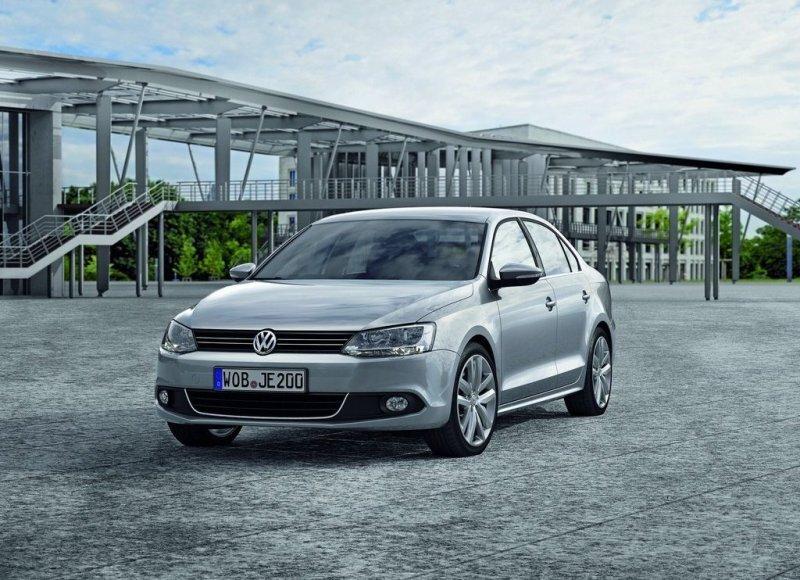 Autoesittely Volkswagen Jetta (2011)