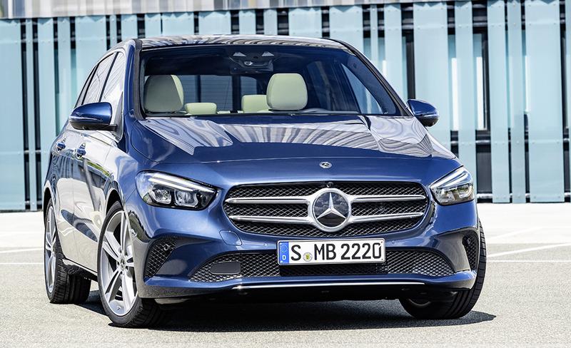 Hyvä vaihtoehto katumaasturille: Mercedes-Benz uudisti B-sarjan perusteellisesti
