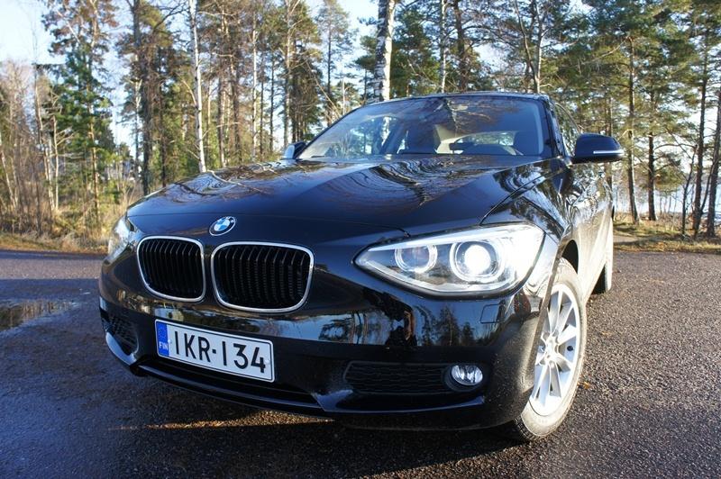 Koeajo BMW 114i 2013