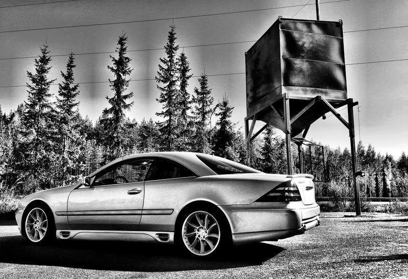 Mercedes Benz CL 600 Lorinser F01  2001