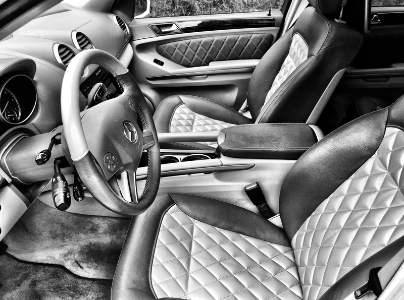Mercedes Benz GL 550 4Matic  2010