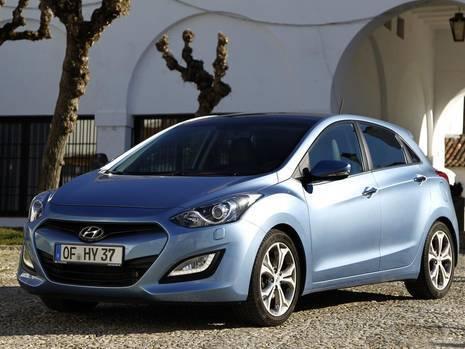Koeajo Hyundai i30 1.6 GDI Comfort
