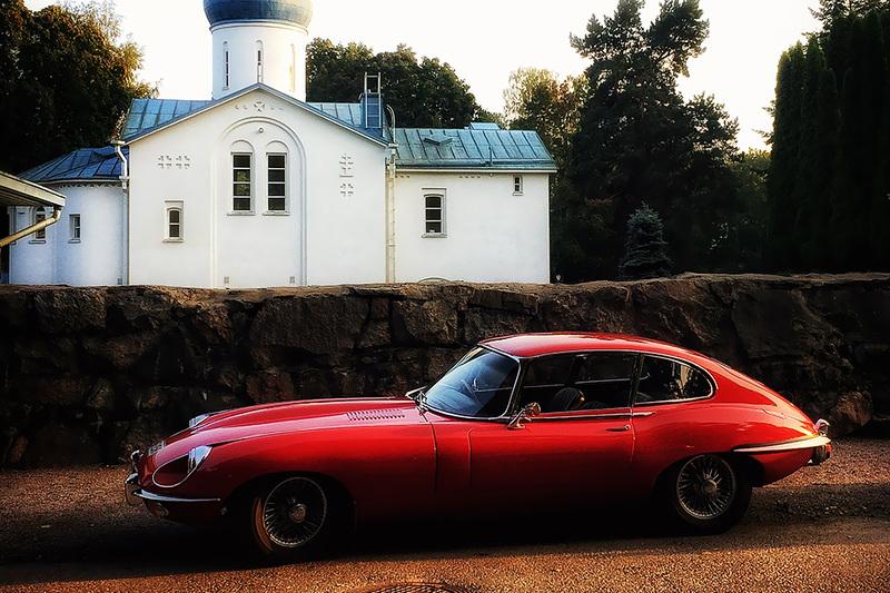 Vanhat klassikot – viisi upeaa automallia!