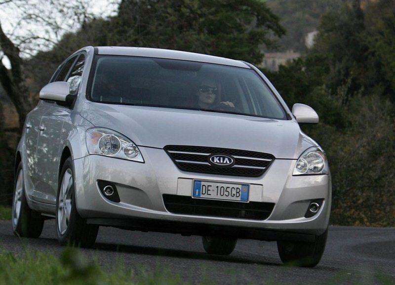 Autoesittely Kia Cee´d 2007-2012