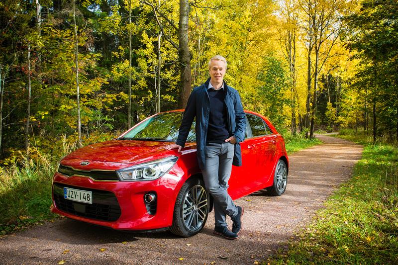 Iso vai pieni - onko auton koolla enää väliä?