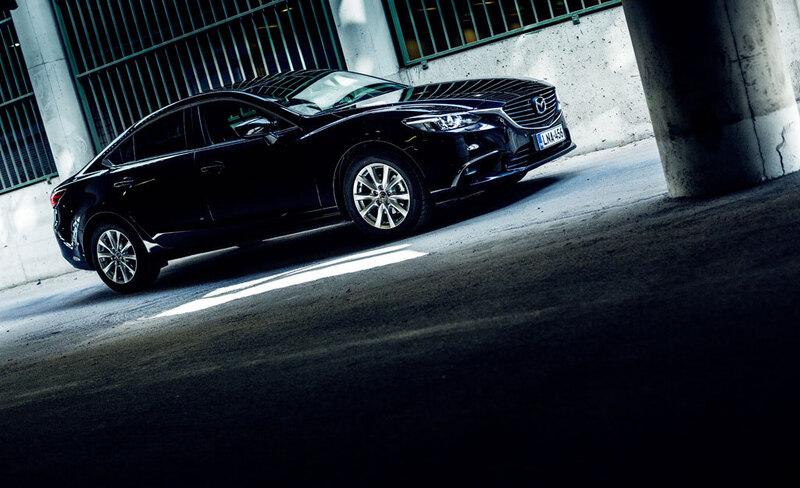 IL Koeajo: Mazda 6 Business Edition