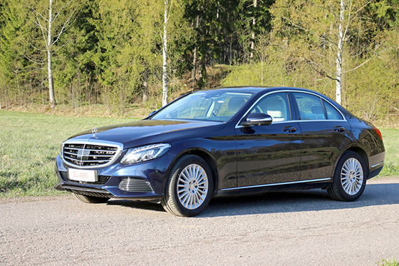 IL koeajo ja arvio: Mercedes-Benz C 220 BlueTec A Premium Business