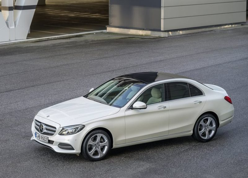Autoesittely Mercedes-Benz C-sarja 2014