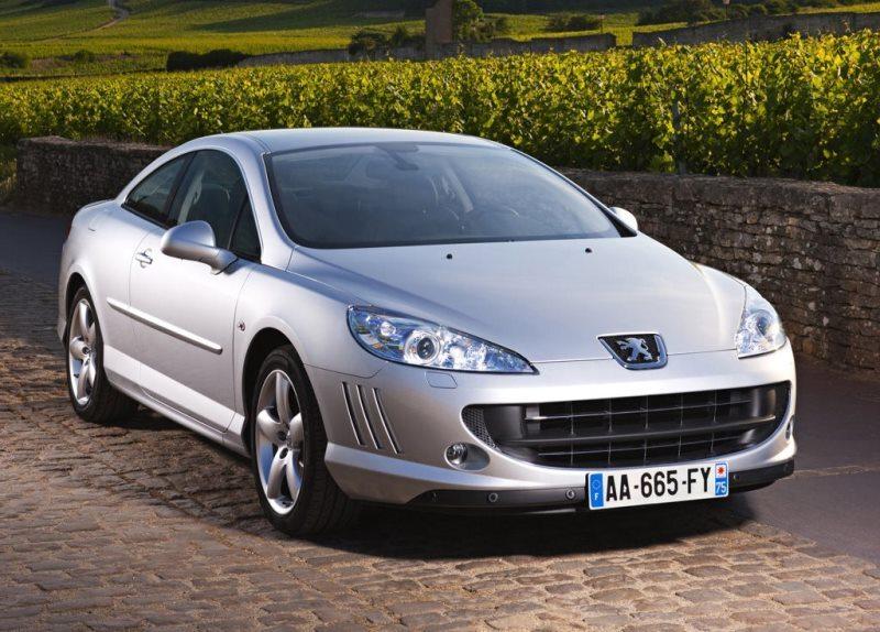 Autoesittely Peugeot 407 2008-2011