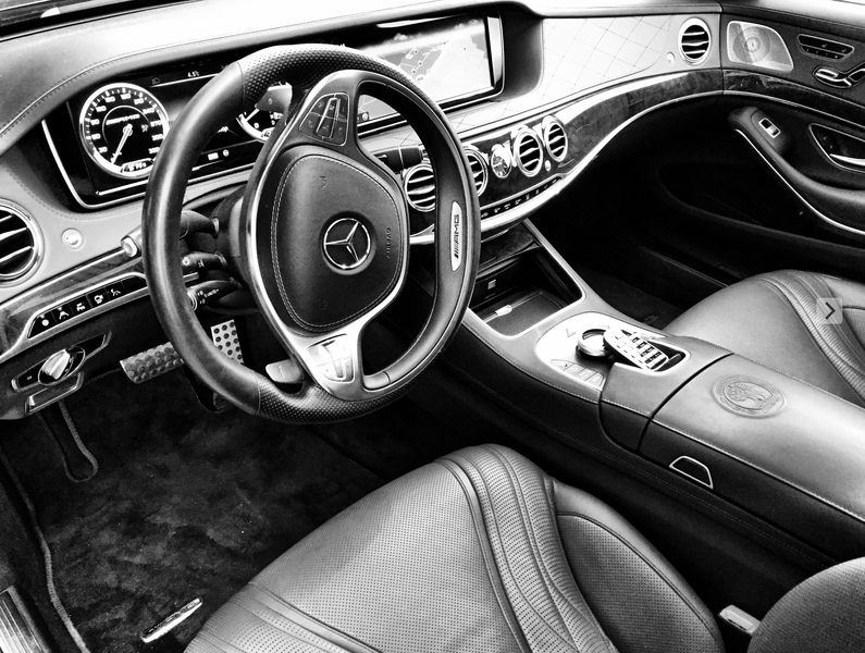 Mercedes Benz S 63 AMG 4Matic 2013
