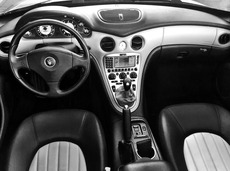 Maserati Spyder 2005