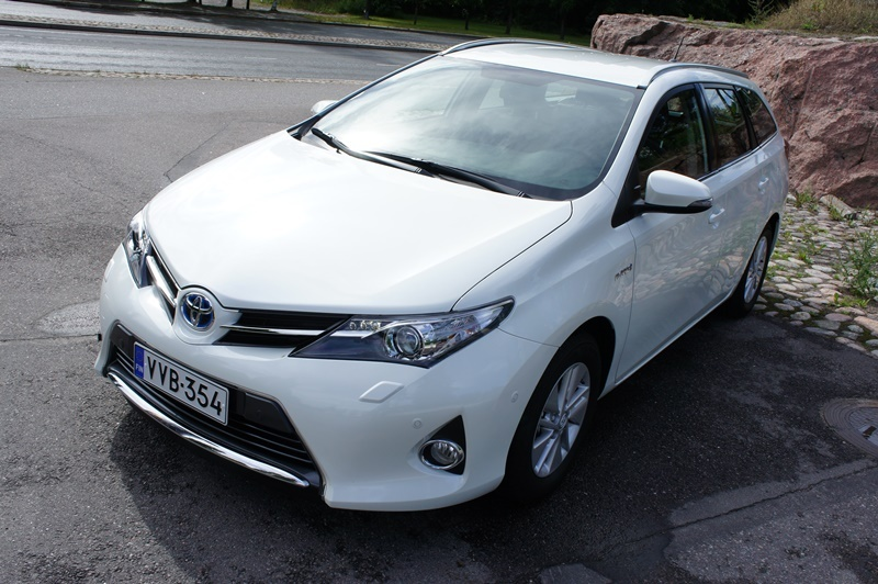 Koeajo Toyota Auris Touring Sports 1.8 Hybrid Active 2013