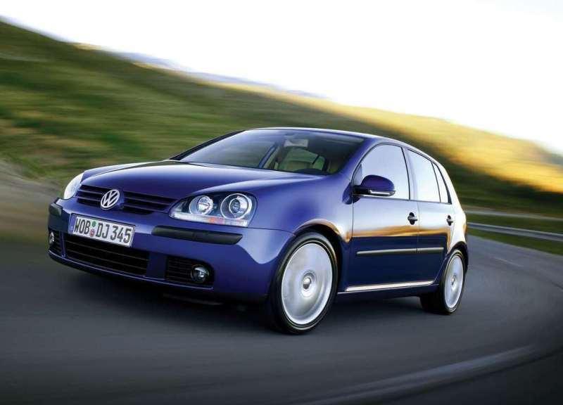 Autoesittely Volkswagen Golf V