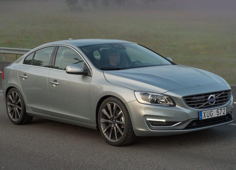 Autoesittely Volvo S60 & V60 2013