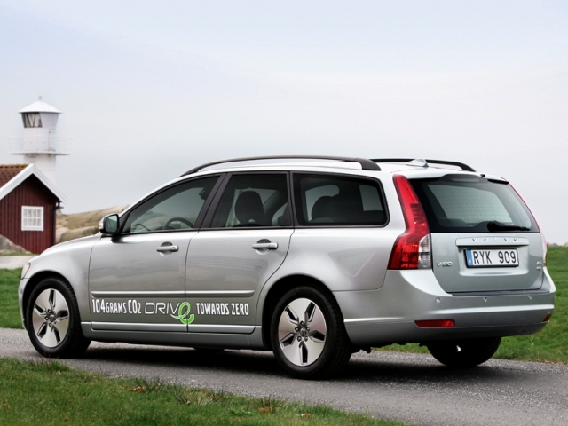 Autoarvio: Koeajossa Volvo V50 1.6 DRIVe Momentum