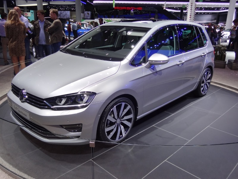 Frankfurtin autonäyttely 2013: Volkswagen