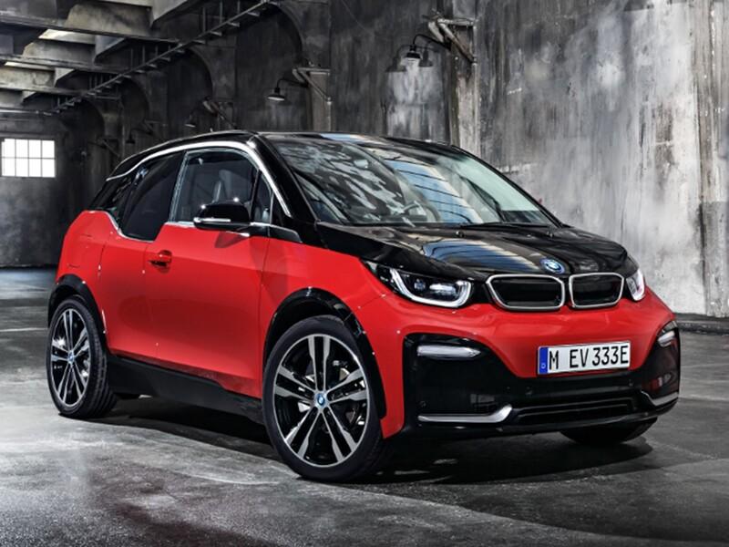 BMWi i3