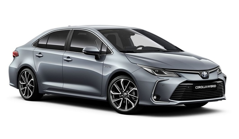Uusi Toyota Corolla