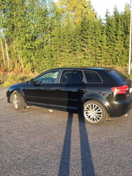 Audi A3 2010 10600 Katso Kaikki Kuvat Tasta