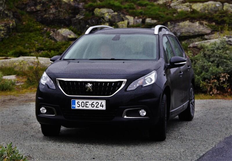 Peugeot 2008 Suv >> Peugeot 2008 2018 14000 Katso Kaikki Kuvat Tasta