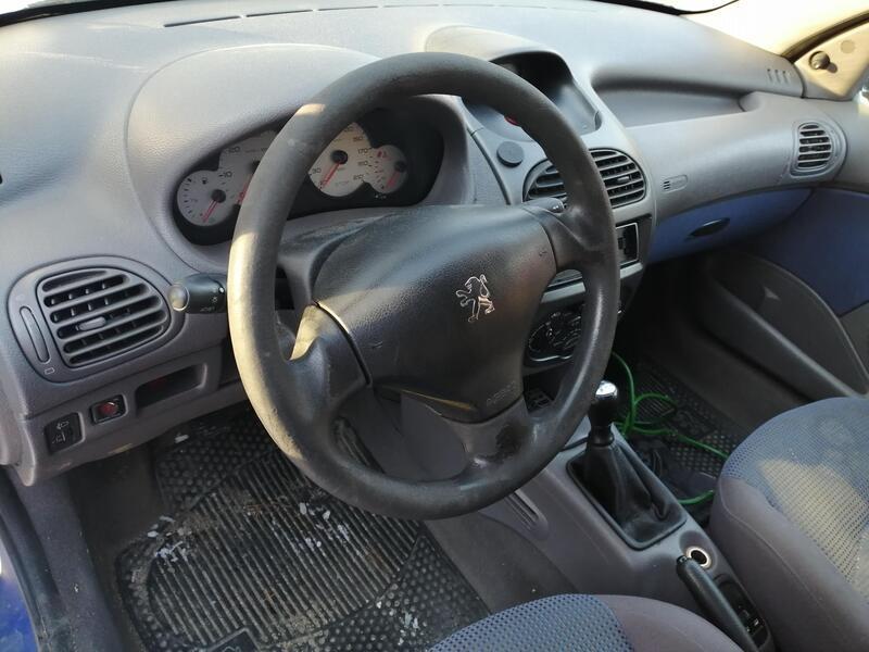 Peugeot 206 SW