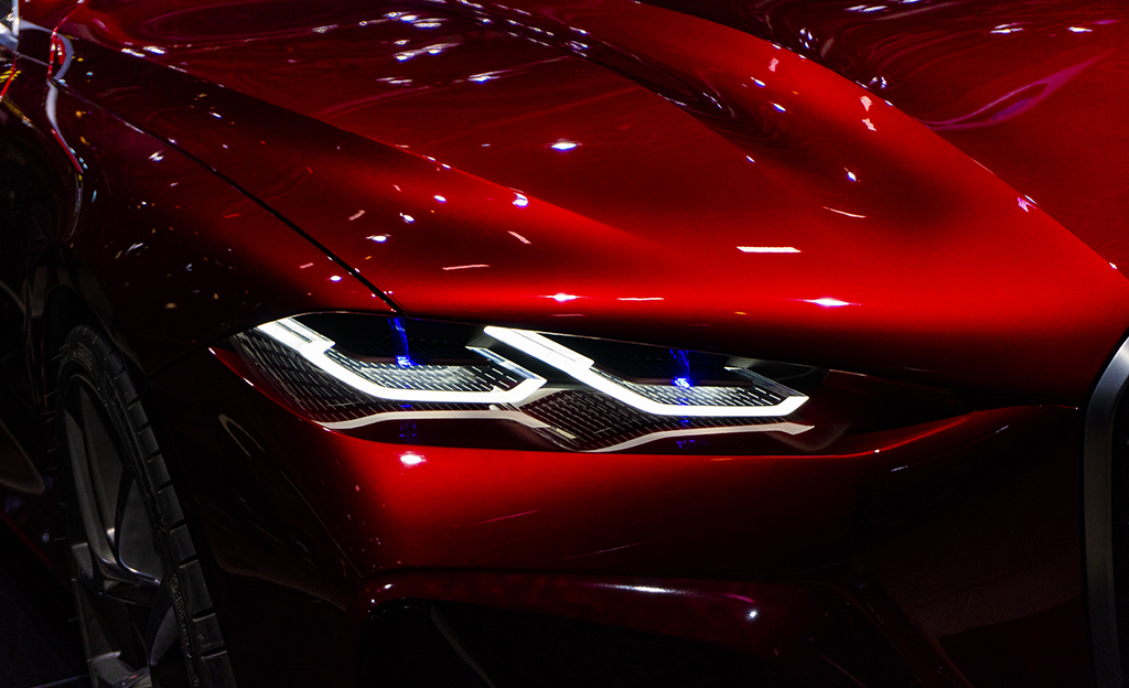 BMW 4 konseptimalli