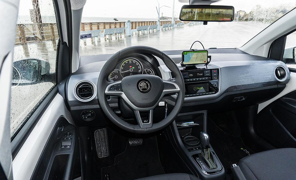 Skoda citigo e iv täyssähköauto