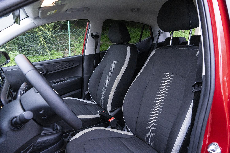 Hyundai i10 etupenkit
