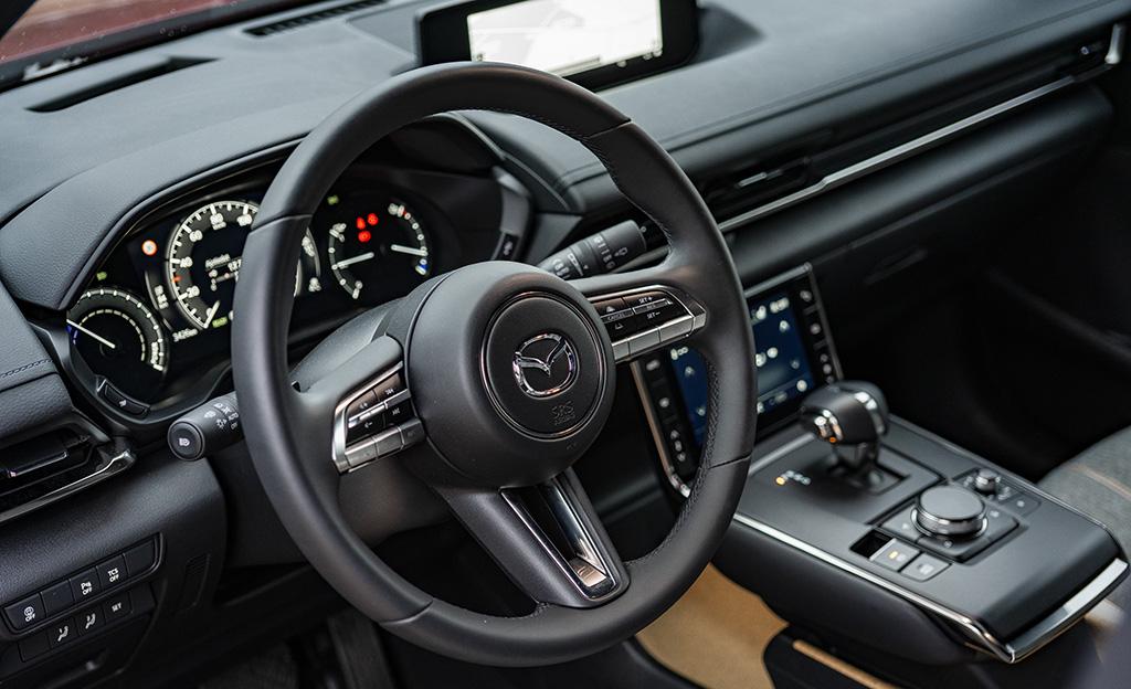 Mazda mx-30 sähköauto