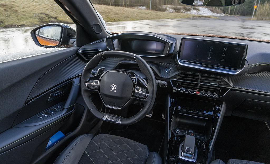 Peugeot 2008 i-Cockpit