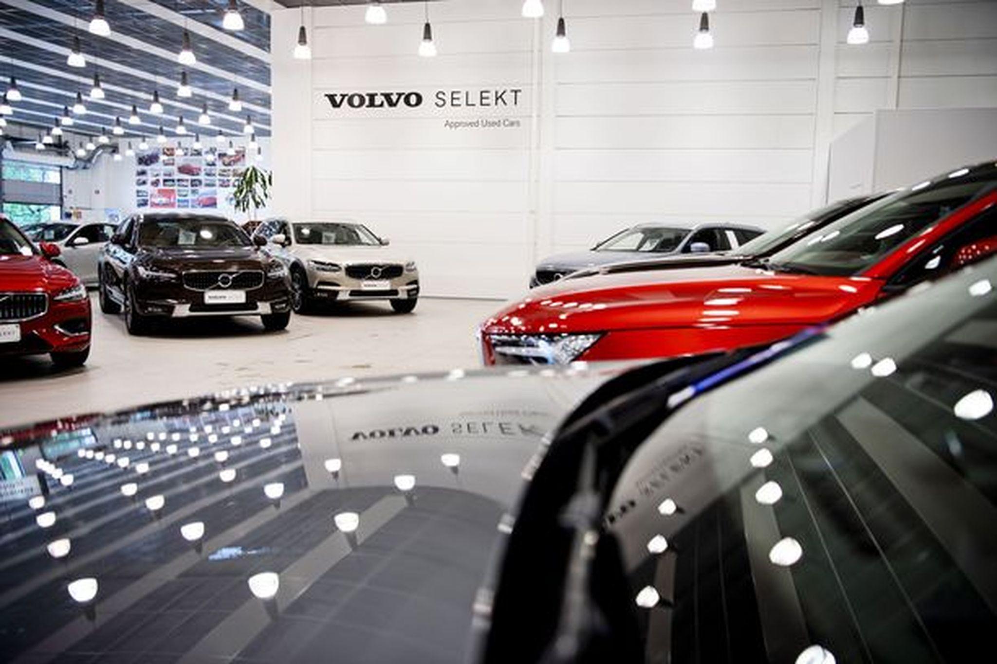 Volvo Selekt vaihtoauto