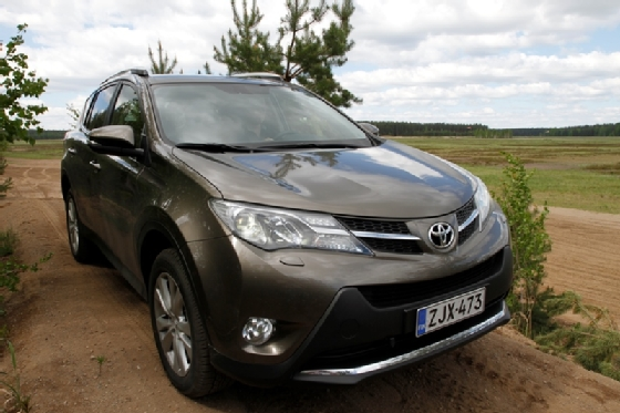 koeajo toyota rav4 2 0 valvematic awd active multidrive s 2013. Black Bedroom Furniture Sets. Home Design Ideas