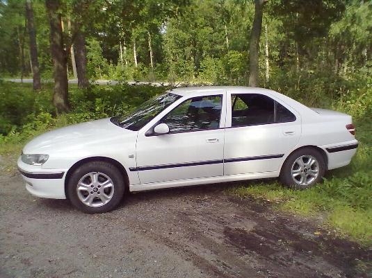 Myydään Peugeot 406 1999, (TYB-231)