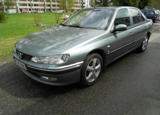 Myydään Peugeot 406 2002, Tampere (SKF-985)